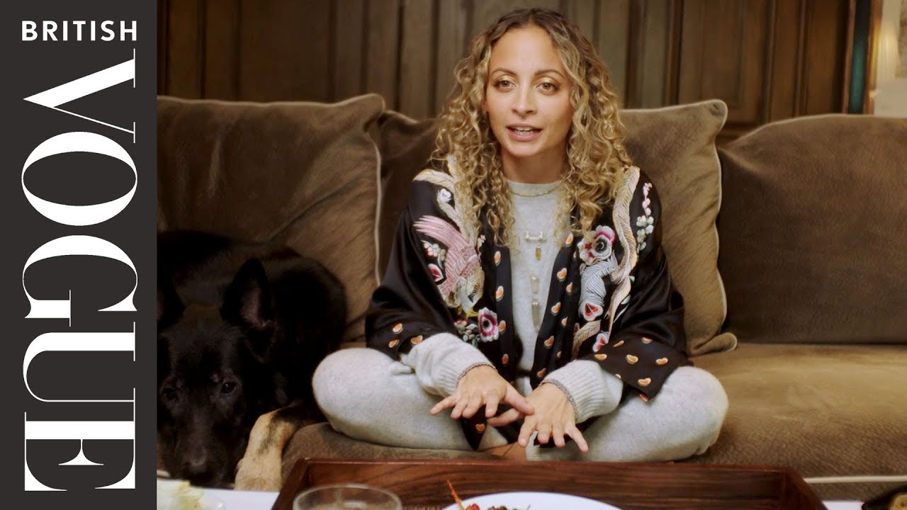 Download Inside Nicole Richie's Home For A Perfect Night In   British Vogue