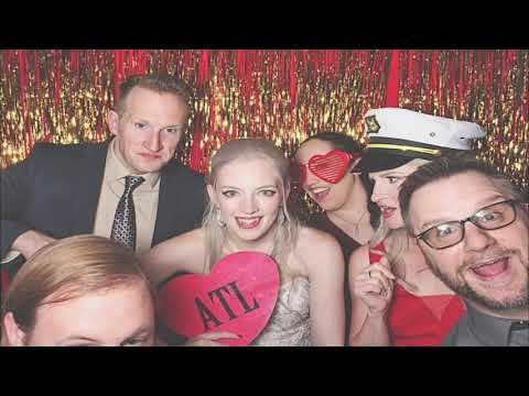 6-23-19 Atlanta Historic Dekalb Courthouse Photo Booth - Virginia And Danny's Wedding - Robot Booth
