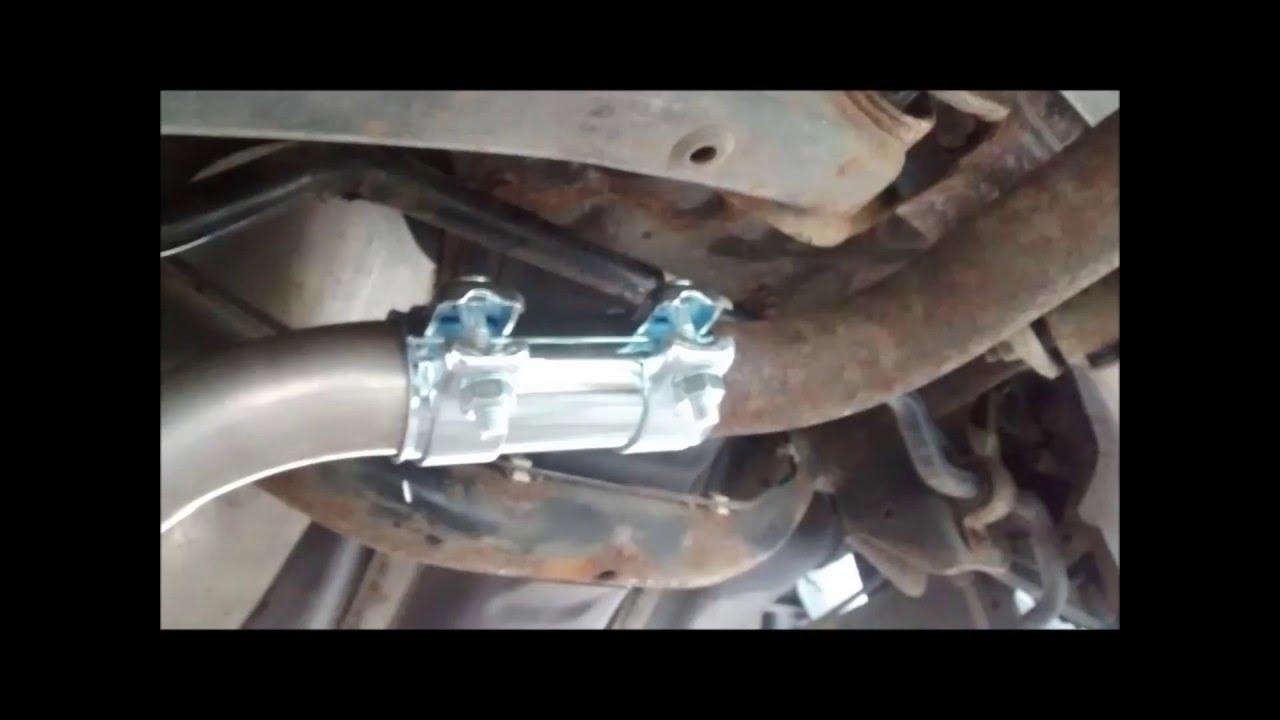 Mittelschalldämpferkfzteile24 u.a für VW Audi Skoda Seat Auspufftopf