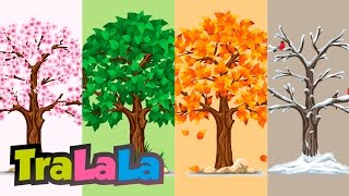 Anotimpurile - Cântece pentru copii | TraLaLa Mp3