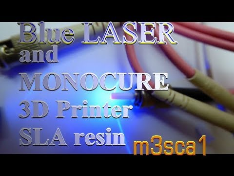DIY SLA 3D Printer Kit Moai Review YouTube Tecno