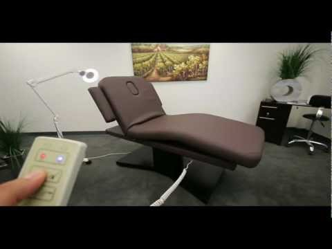 MILO Electric Massage And Facial Bed (spaandequipment)