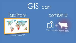 GIS online training course «The use of GIS in animal disease response» [demo]
