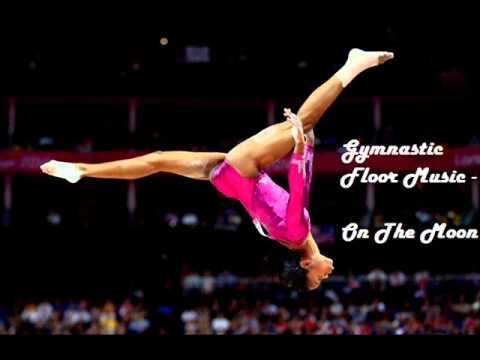 Gymnastic Floor Music - On the moon