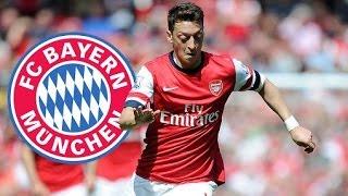 Özil zu Bayern?! Rodriguez zu PSG? Transfergerüchte