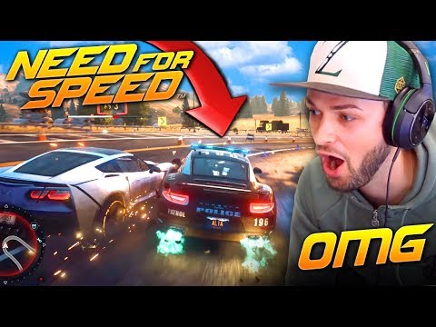 🚨BECOMING AN UNDERCOVER COP!🚨  Need for Speed w AliA!