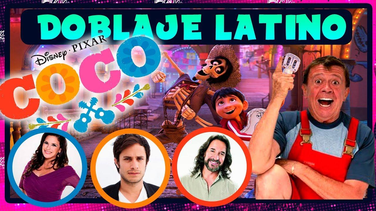 Coco de pixar conoce a los actores de su doblaje doovi - Co co sevilla ...