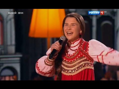 Попурри русских народных песен-Марина Девятова