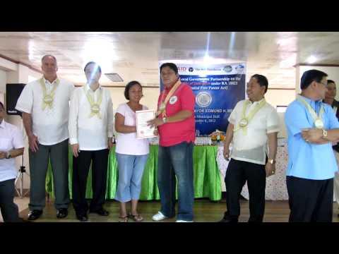 Handog Titulo- Land Title Distribution Cuenca, Batangas