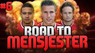 FIFA 15 | ROAD TO MENSJESTER #6 | MENEER MANDJE BIJ DE CHINEES!