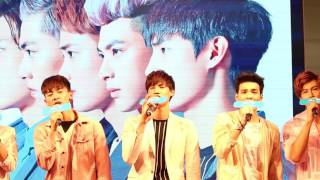 SpeXial - 憂傷來襲 北京慶功簽唱會