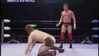 SEM - KENTA vs Ted DiBiase Jr.