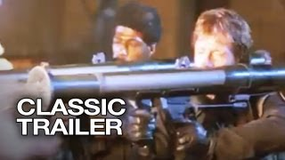 The Delta Force Official Trailer #1 - Robert Forster Movie (1986) HD
