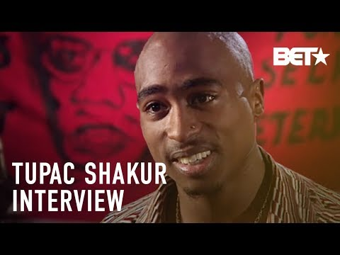 Tupac Shakur: God Has Cursed Me To See What Life Should Be Like