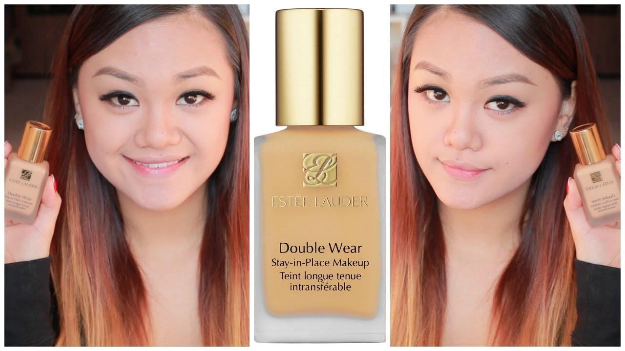 First Impression Est Lauder Double Wear Stay