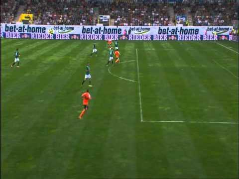 Лига Европы Рид Шахтер 2 Раунд ответный матч