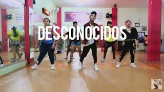 Mau Y Ricky, Manuel Turizo, Camilo - Desconocidos Choreography Zumba  At D'one Studio Balikpapan