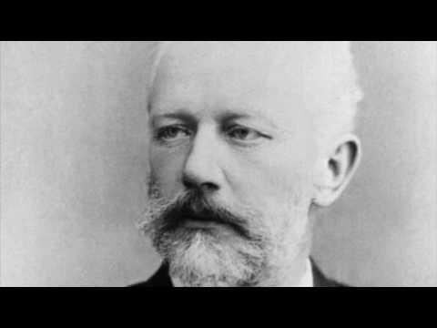 Pyotr Tchaikovsky's voice
