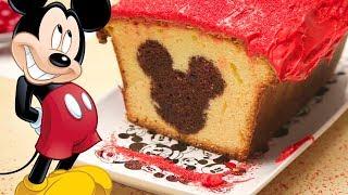 Hidden Mickey Cake  Disney Eats