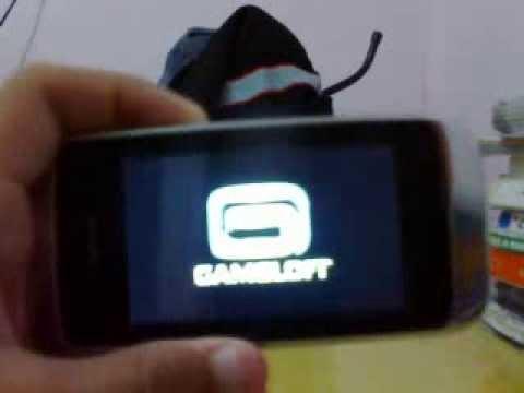 Nokia ASHA 310 Dual Sim White (Unboxing) - YouTube