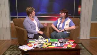 2014 January, LQ: Wisconsin Lions Stuff the Bus - Lions Clubs Videos