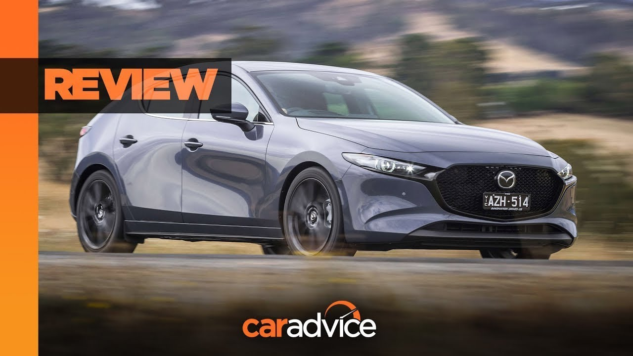 REVIEW: 2019 Mazda 3 hatch full review