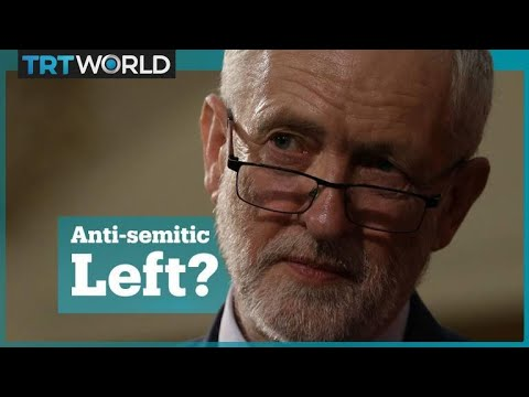 Does the UK's Left have an anti-Semitism problem?