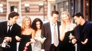 Watch This 'Friends' Scene That Was Pulled Because of 9/11