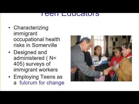 Somerville Immigrant Worker Health Project