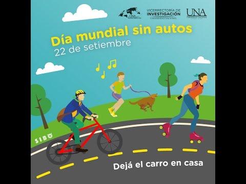 Jose Carlos Chinchilla: Día Sin Carro, 22 Setiembre 2016