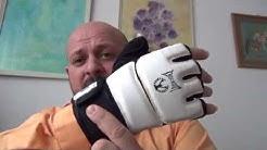 Unboxing mănuși mma