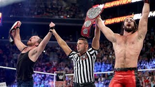 Ups & Downs From Last Night's WWE SummerSlam 2017