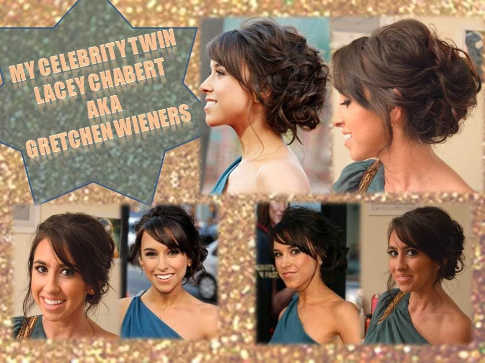 celebrity twin lacey chabert