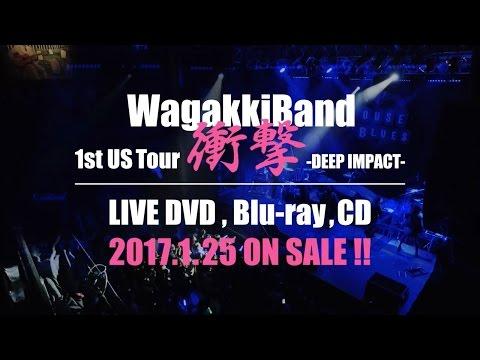 和楽器バンド / 1st US TOUR 衝撃DEEP IMPACTDIGEST