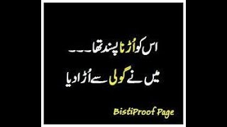 Best two line poetry | attitude poetry | heart touching | urdu poetry | funny poetry | 2018