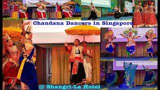 Chandana Wickramasinghe Dancers in Singapore