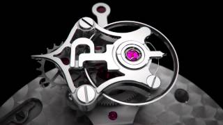Manufacture Piaget 608P Movement