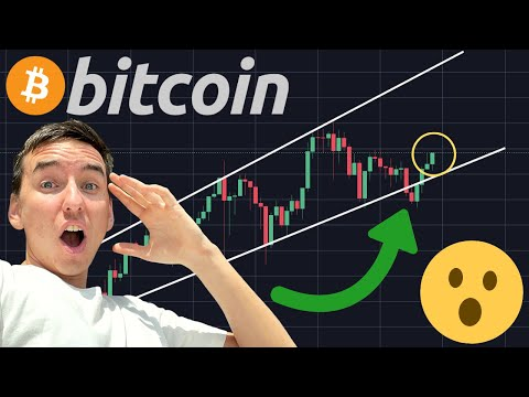 TAKE THIS BITCOIN TRADE RIGHT NOW!!!!!!!!!!!! [ethereum To $1,400!!]
