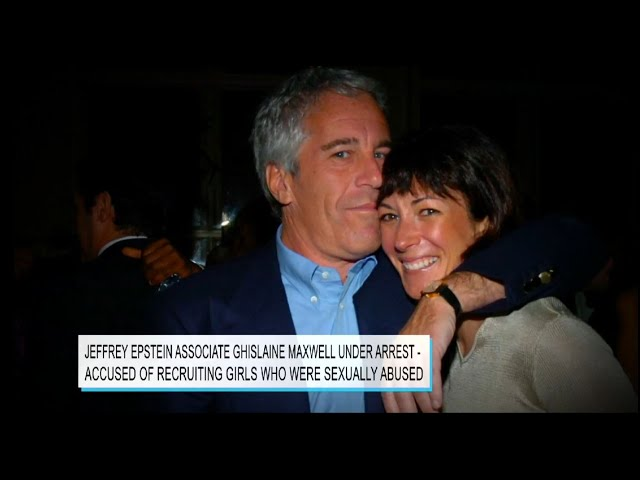 Jeffrey Epstein Associate Ghislaine Maxwell Under Arrest for Recruiting Girls to Be Sexually Abused