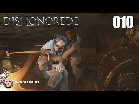 Dishonored 2 #010 - Kirin Jindosh erledigen [XBO] Let's Play Das Vermächtnis der Maske