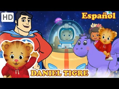daniel-tigre-en-español-🏰📚-un-mundo-de-libros!- -videos-para-niños