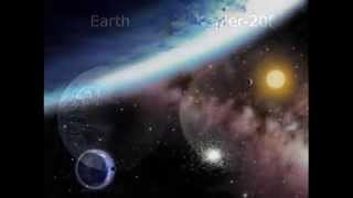 Video Star With 3 Planets Larger Than Earth Discovered by Kepler download MP3, 3GP, MP4, WEBM, AVI, FLV Agustus 2018