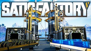 Welcome to Satisfactory Ep. 13! Satisfactory is a first-person open...