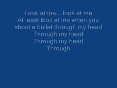 Creed - Bullets Lyrics | MetroLyrics