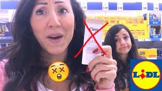 LIDL: SI SALVI CHI PUO' !!!! | Carlitadolce