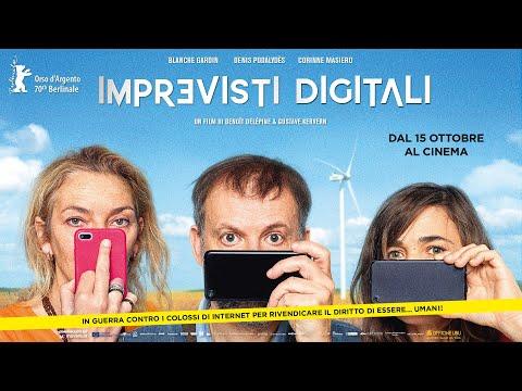 IMPREVISTI DIGITALI - Trailer ufficiale - dal 15 ottobre al cinema