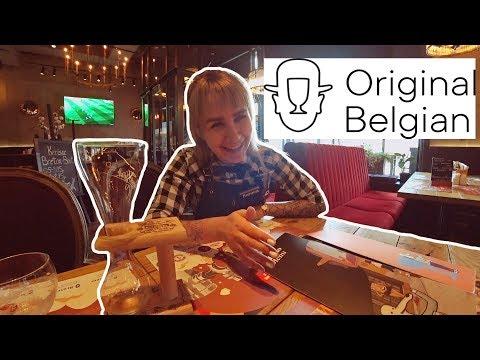 🇷🇺 Beer tasting & talk with russian bartender girl | Belgian Pub St.Petersburg | spb Vlog #8