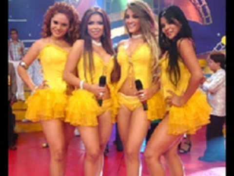 Las Hijas De Su Madre Toca Toca★Cumbia 2009★