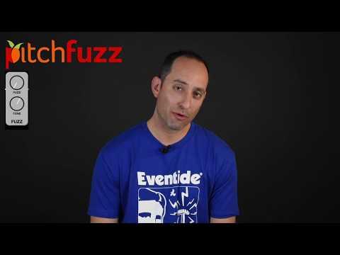 Eventide H9 - Visin General Y Demostracin De PitchFuzz