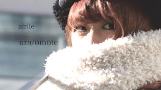 """2017年1月18日発売 airlie 4th demo""""ura/omote""""より M1.ura/omoteのミュ..."""